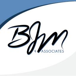 BJM and Associates Logo